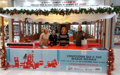 Pacchetti solidali firmati FMC. Il 7 e 8 dicembre al centro Milanofiori