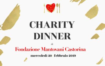 Charity Dinner di FMC, mercoledì 20 febbraio a Milano