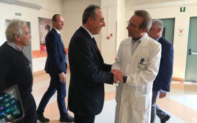 Gallera, Welfare Regione Lombardia, incontra DAMA e FMC
