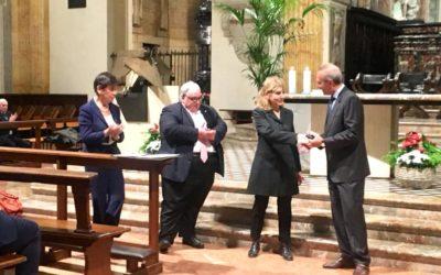 Premio Anzalone al professor Ghelma e a DAMA
